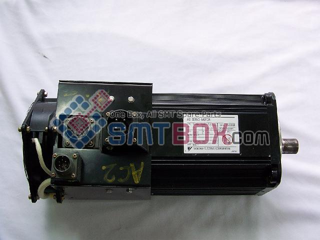 FUJI CP642 YASKAWA AC Servo Motor SGMS 70A6V FJ11