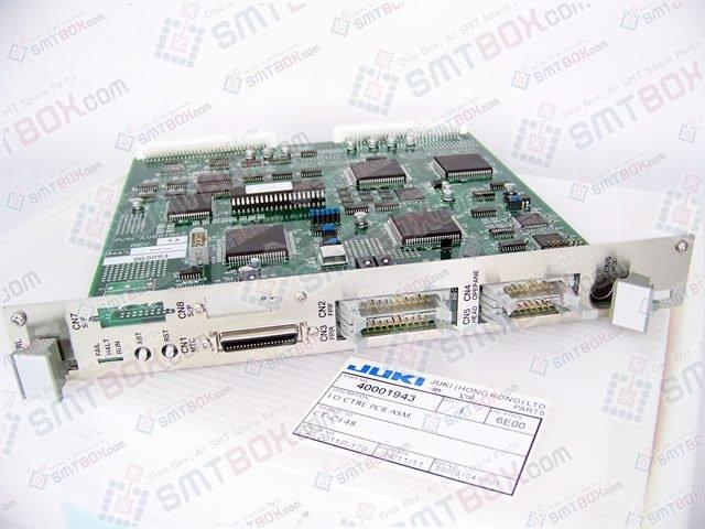 JUKI Zevatech KE 2050 KE2060 I O Control PCB 40001942 40001943