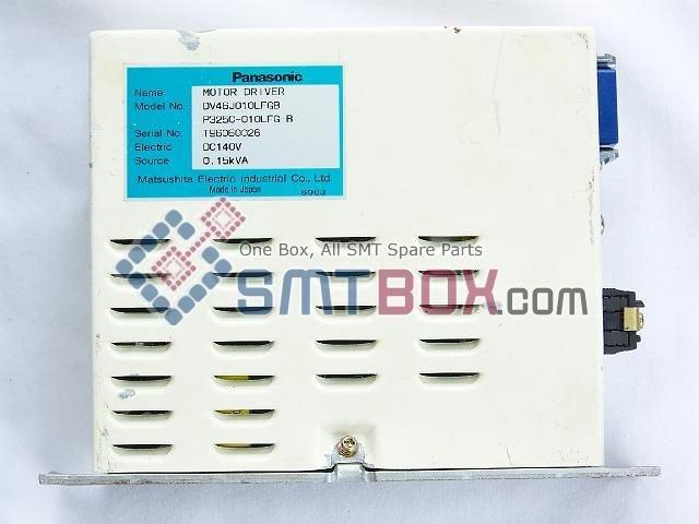 Panasonic MV2F(NM 2558 NM 2559) Part Name AC Servo Motor Driver Part Number DV46J010LFGB P325C 010LFG B