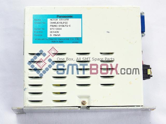 Panasonic MV2F(NM 2558 NM 2559) Part Name AC Servo Motor Driver Part Number DV46J010LFGC P325C 010LFG C
