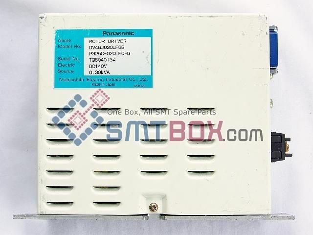 Panasonic MV2F(NM 2558 NM 2559) Part Name AC Servo Motor Driver Part Number DV46J020LFGB P325C 020LFG B