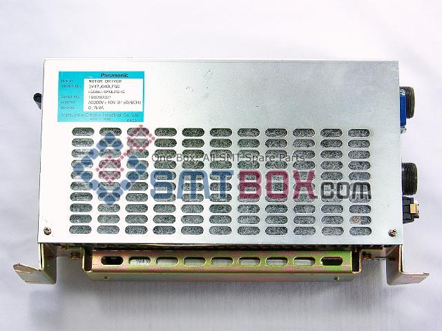 Panasonic MV2F(NM 2558 NM 2559) Part Name AC Servo Motor Driver Part Number DV47J040LFGG P325C 040LFG G