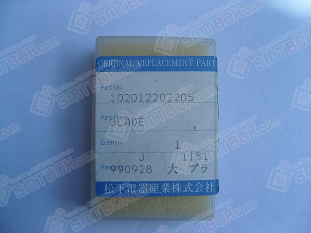 Panasonic Original SMT Replacement Spare PartBlade102012202005