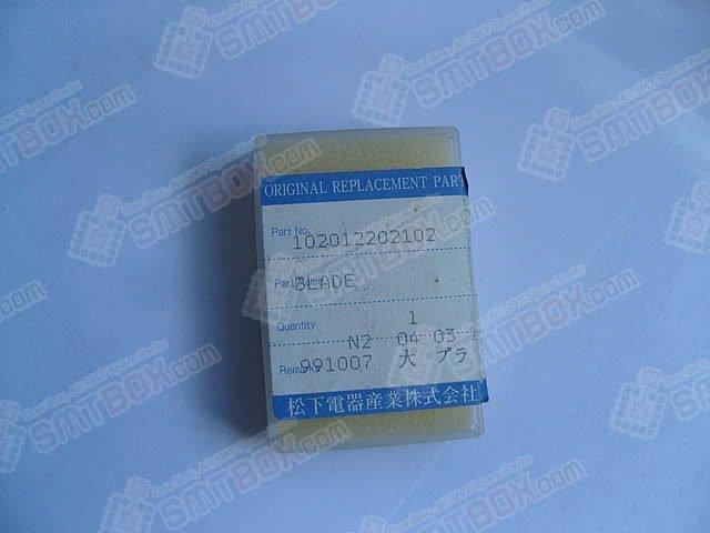 Panasonic Original SMT Replacement Spare PartBlade102012202102