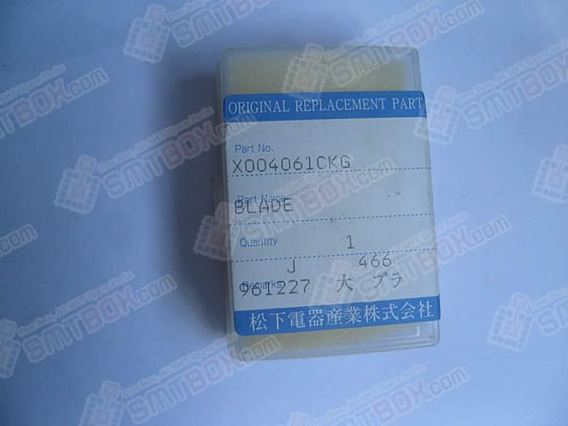 Panasonic Original SMT Replacement Spare PartBladeX004061CKG