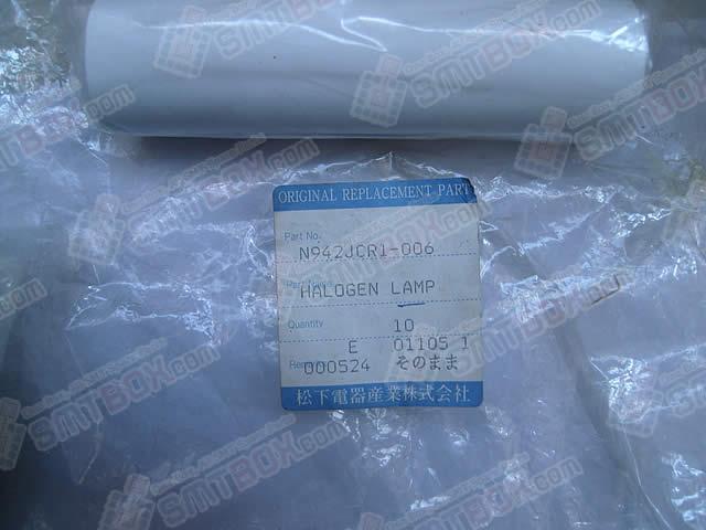 Panasonic Original SMT Replacement Spare PartHalogen LampN942JCR1 006