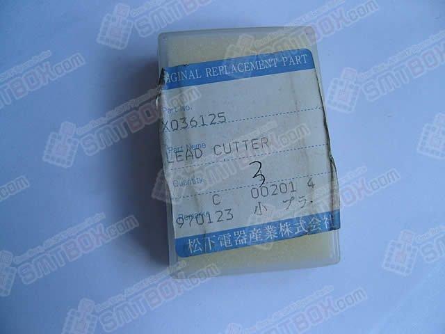 Panasonic Original SMT Replacement Spare PartLead CutterX036125