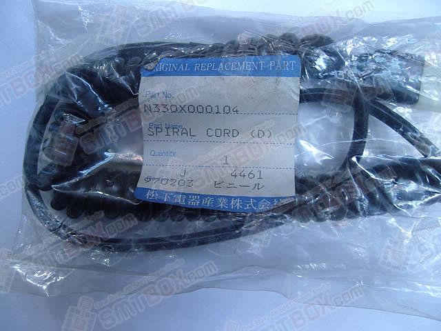 Panasonic Original SMT Replacement Spare PartSpiral Cord dN330X000104