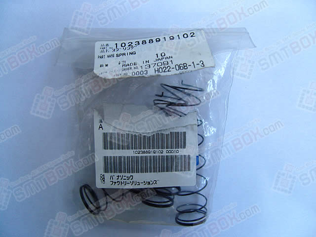 Panasonic Original SMT Replacement Spare PartSpring102388919102