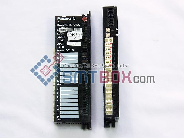 Panasonic PanadacPart Name Optical Input Output UnitPart Number Panadac 610 O16APower DC24V