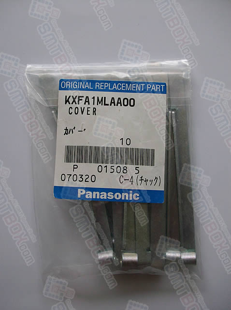 Panasonic Panasert CM402M L Feeder Parts Cover KXFA1MLAA00