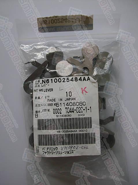 Panasonic Panasert CM402M L Feeder Parts Lever N610025484AA