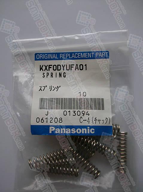 Panasonic Panasert CM402M L Feeder Parts Spring KXF0DYUFA01 J013094 061208 C 4