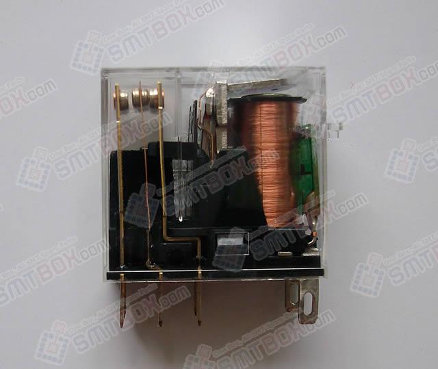 Panasonic Panasert CM402M L OMRON LED indicator and diode Relay G2R 2 SND side b
