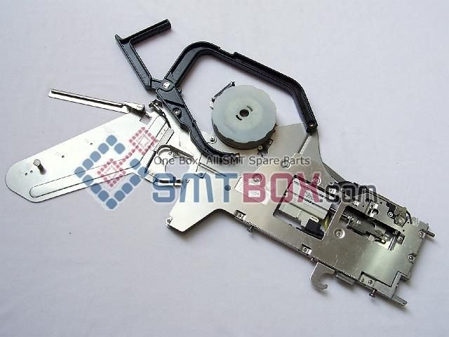 Panasonic Ratchet Type Component FeederPart Number No.10488BF193(10488BF063)Specifications 12Wx4P Embossfor MPAV2B