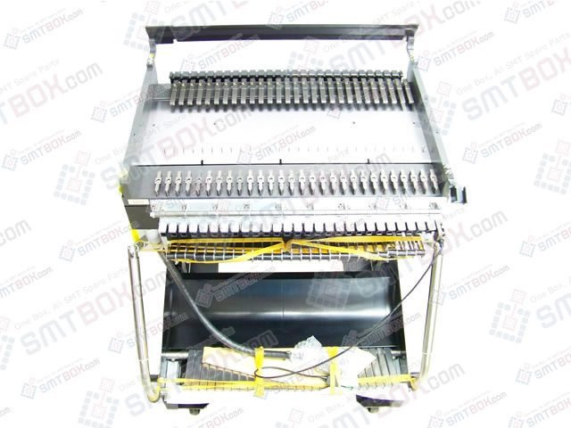 Panasonic KME CM401 CM402 CM602 DT401 Gang Change Type Feeder Cart N610064416AA 930mm height with Dust Box Guide N210083872AA and Dust Box N210052484AA