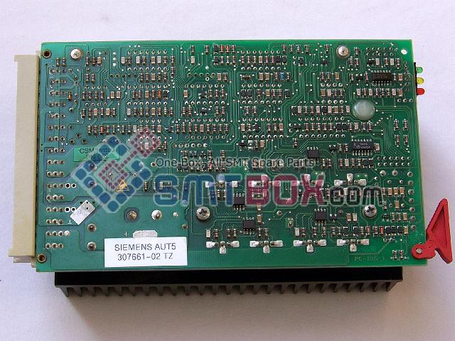 SIEMENS Custom Servo Motors AUT5 307661 02TZ TRS 120 10WPH S048A0245 side b