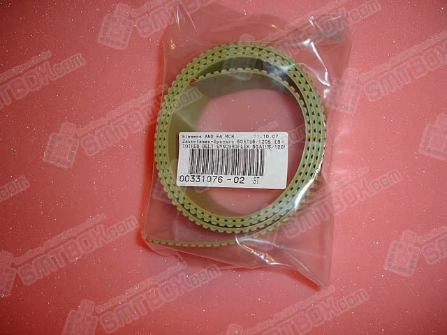 SIPLACE SIEMENSToothed Belt Synchroflex 50ATS51205 E9 100331076 02