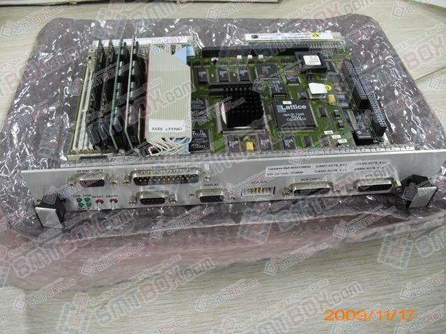 Siemens SIPLACE ICOS CARD PN 00351768S02 MVS340 VME V2185M CALIBRATED