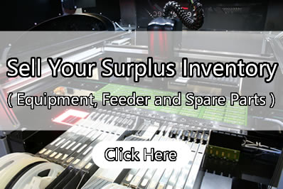 Tell Us About Your Surplus/Excess Equipment and Spare Parts