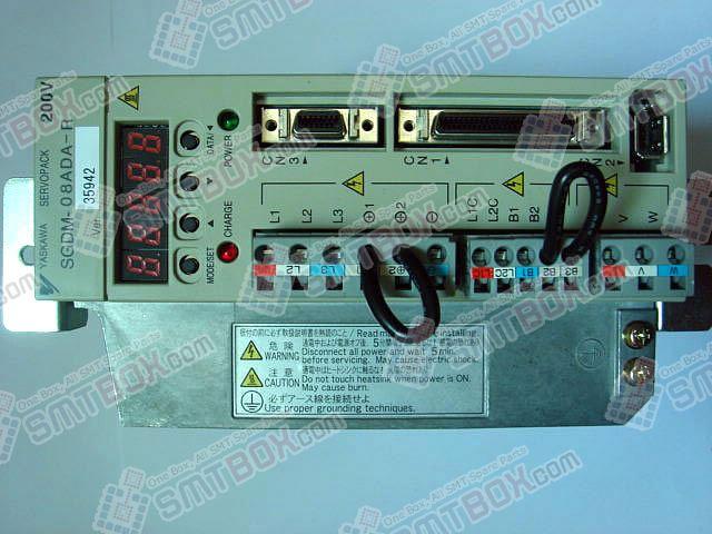 Hitachi SanyoTCM 3000Y AXISDRIVERSGDM 08ADA R