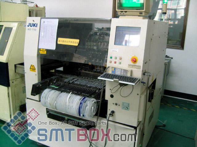 JUKI KE 750 Mid range Mounter Automated Assembly Machines side b