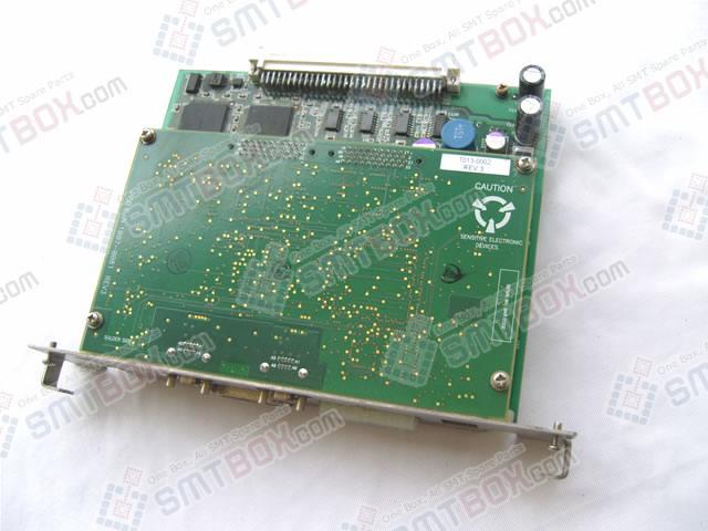 JUKI Zevatech KE 2050 KE2060 Synqnet Relay PCB Board 1007 0081 T013 0002