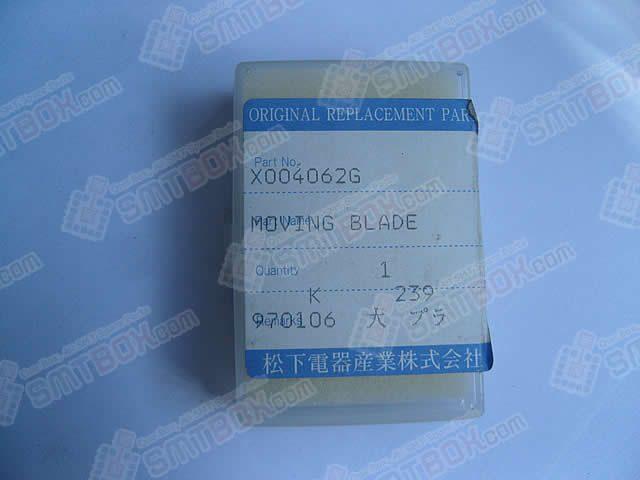 Panasonic Original SMT Replacement Spare PartMoving BladeX004062G