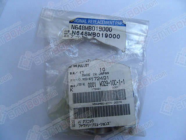 Panasonic Original SMT Replacement Spare PartPulleyN648MB019000