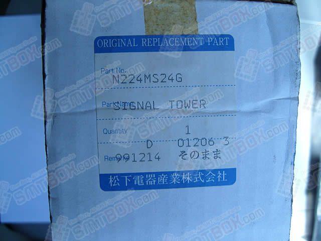 Panasonic Original SMT Replacement Spare PartSignal TowerN224MS24G