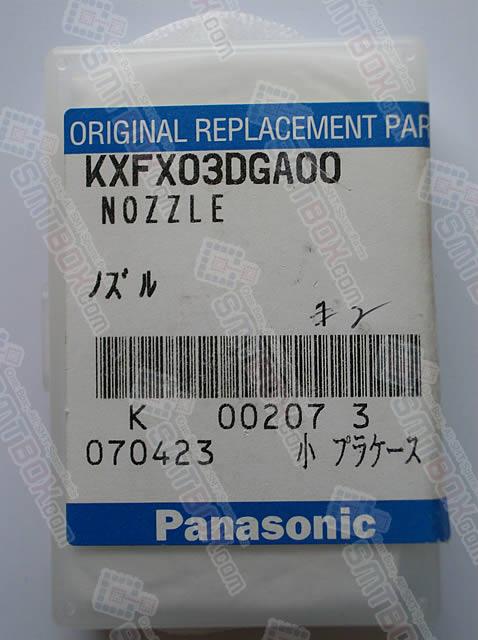 Panasonic Panasert CM402M L 110 Type SMT Nozzle KXFX03DGA00