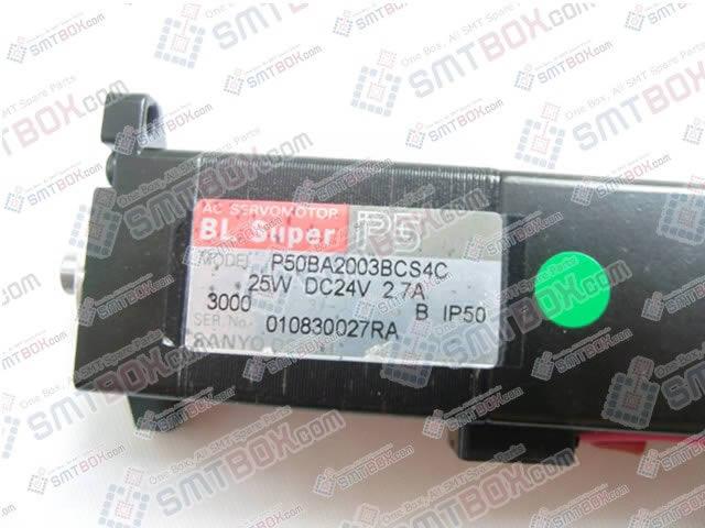 Panasonic KME CM212 M(NM EJM6A) Modular Placement Machine CM402(KXF 4Z4C) CM602(NM EJM8A NM EJM4A)Modular High Speed Placement Machine N510042739AA MOTOR P50BA2003BCS4C