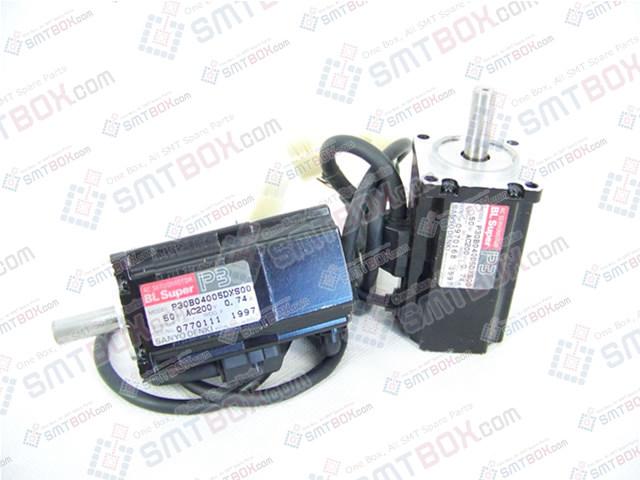 SAMSUNG CP33 CP40 CP50 DP20 SERVO MOTOR P30B04005DXS00 J1301273