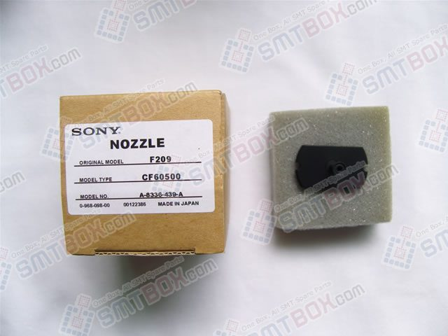 Sony SI F209 SMD SMT Pick Up Nozzle CF60500 A 8336 439 A