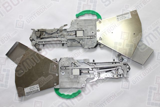 Yamaha Philips Assembleon CL tpye Feeder 8x2mm CLY823A7 KW1 M1500 00X KW1 M1600 10X Green hold arm