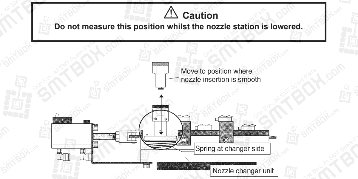 How To Do Nozzle Select Position X-Axias or Y-Axias on FUJI QP-242E SMT Equipment